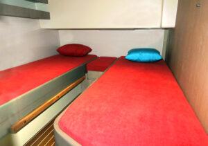 cabina ospiti