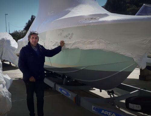 «I pescatori usano la barca tutto l'anno».  La parola al dealer: Antonio Lombardo di Marine Wizard.