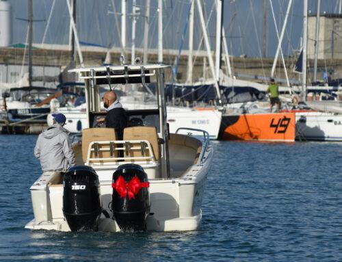 Chi acquista un nuovo fisherman Tuccoli ha uno dei due fuoribordo in regalo