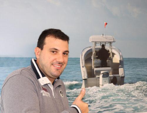 Marcello Gherbin: «Io che mi sono innamorato dei fisherman di Collesalvetti da diventare un Tuccoli Ambassador»